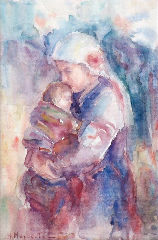 """""""Майка с дете"""""""